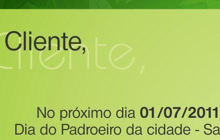 ATENDIMENTO MABTEC DIA 01 DE JULHO